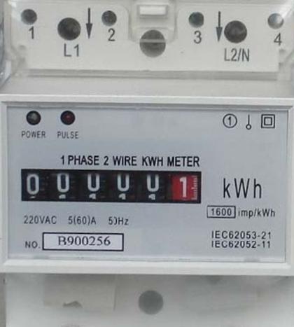 KWH meter2